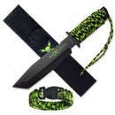 United Cutlery M48 Apocalypse Tanto Knife with Paracord...