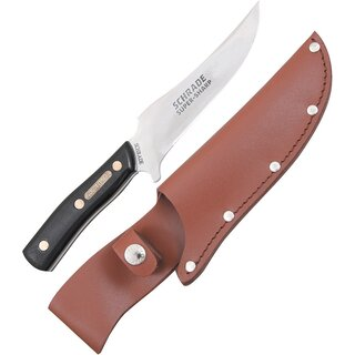Schrade Old Timer Large Hunter, Jagdmesser, 27 cm, Full-Tang, 7Cr17 High Carbon, SCH15OT