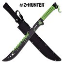 Z-Hunter Sawback Machete