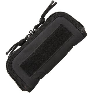 Carry All Knife Case Messertasche, Black Cordura, Zip Pouch 7, 17,8 cm