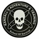 ESEE Randall´s PVC School of Survival Patch - Rat Patch...