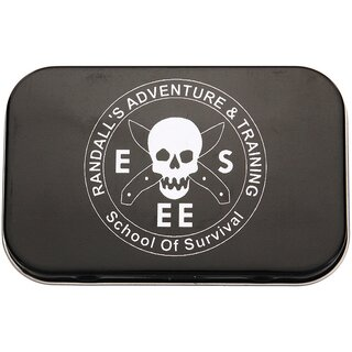 ESEE Mini Survival Kit in praktischer ESEE-Metalldose