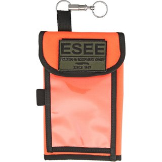 ESEE Map Case Orange