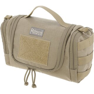Maxpedition Gear Aftermath Kosmetiktasche Compact Toiletry Bag, Khaki