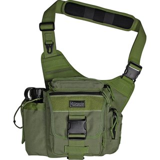 Maxpedition Jumbo Versipack Multifunktionstasche OD Green