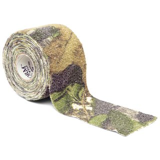 Gear Aid Camo Form Wrap, selbsthaftendes Strechtband in Mossy Oak Obsession