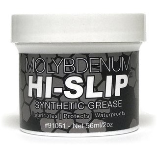Sentry Solutions Hi-Slip Grease Jar - Synthetic