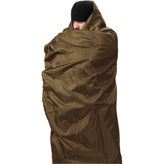 Snugpak Jungle Blanket, winddicht, wasserabweisend, antibakteriell, coyote tan