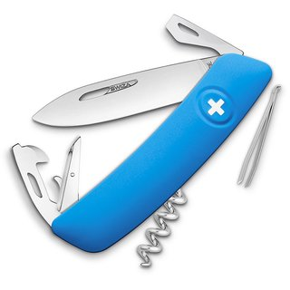 Swiza D03 Swiss Pocket Knife Blue