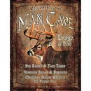Tin Signs Man Cave Lodge
