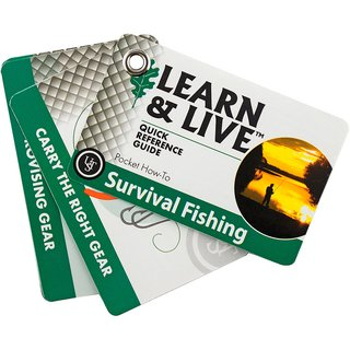 UST Learn & Live Cards Fishing