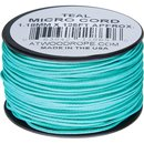 Atwood Rope MFG - Micro Cord Hightech-Schnur in blaugrün,...